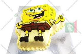 Spongebob Squarepants Cake Square One Homemade Treats