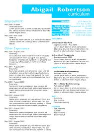 stand out resume templates stand out resume templates 0607