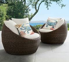 papasan furniture. Torrey All-Weather Wicker Papasan Chair, Espresso Furniture R