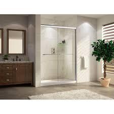 framed sliding shower doors. Wet Republic GB6076-A Catalina Premium 3/8\ Framed Sliding Shower Doors