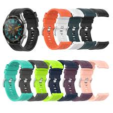 Silicon Bands for Huami <b>Amazfit GTR 47mm</b> Watchband ...