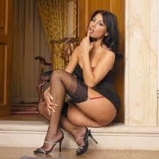 Nude women stockings photos