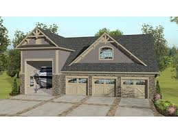 Carriage House Plans  Carriage House Plan With 3Car Garage And Four Car Garage House Plans