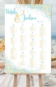 seating chart for wedding reception wedding seating chart poster reception table plan wedding