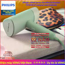 Bàn ủi hơi nước cầm tay du lịch Philips STH3010 Handheld Steamer chính hãng  1,090,000đ