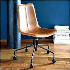 west elm office chair. Saddle Chair West Elm Swivel Desk Leather Office