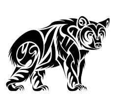 Native americans, who regarded bears as great warriors, showcasing incredible strength and power in the face of opposition. Bear Tattoo Designs Tattooimages Biz