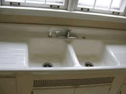 cincinnati ohio1950 s vintage american standard hostess double from american standard cast iron kitchen sink