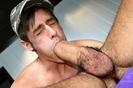 Men sucking big cocks