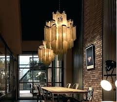 hanging chandelier with chain tutele