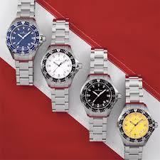 prometheus watch company prometheus jellyfish automatic tritium prometheus watch company jellyfish diver automatic mens diver watch