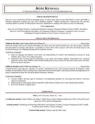 child care resume sample. teacher resumes sample resumes child ...