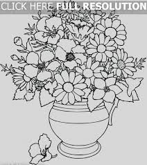 Adult Coloring Pages Flowers Coloring Pages Flowers Printable