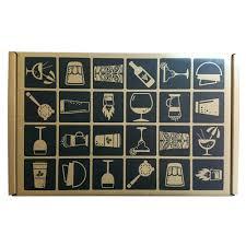 monin mojito tail gift set in presentation box 9 piece