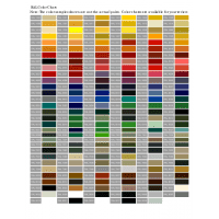 Ncs Resins Colour Chart How To Choose Resin Or Concrete
