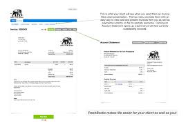Freelancer Invoice Simplified Accounting For Freelancers With FreshBooks By Dan Carr 18