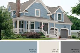 blue exterior paintExterior Paint Color Ideas 8 Exterior Paint Trends