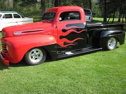 1947 canadian ford mercury m-series truck