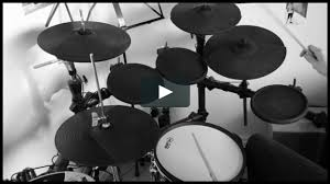 biffy clyro black chandelier drum cover on vimeo