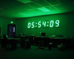 12ft GPS <b>Wall Clock</b> - SparkFun Electronics