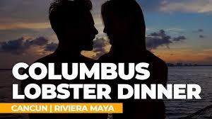Columbus Lobster Dinner Cruise Cancun ...