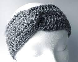 Crochet Ear Warmer Pattern Custom Popular Free Pattern For Crochet Headband Ear Warmer Boho Headband