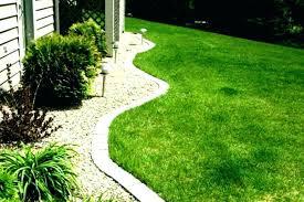 garden edging landscape stones rock landscape edging best landscape