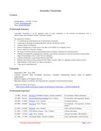 Resume Templates Open Office Free Beauteous Resume Template Open Office Free Best Resume Templates For