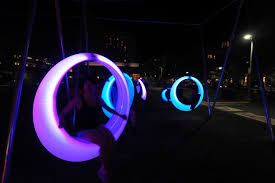 Lighting Of The Lawn 2014 Lawn On D Event Schedule Swing Time Lighting Ceremony