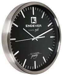 <b>Часы настенные</b> кварцевые ENDEVER RealTime-110 — купить ...