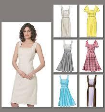 Vogue Patterns Dresses Interesting Vogue Patterns 48 Misses' Dress