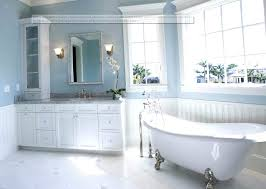 white bathtub paint one of the best paint colors for bathrooms using blue wall paint with white bathtub paint