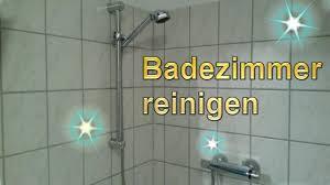Badezimmer Putztrick Bad Mühelos Sauber Machen Lifehack Bad