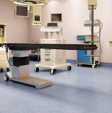vinyl flooring for healthcare facilities smooth concrete look electra plus