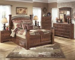 ashley furniture bedroom art old world dining set b707pstrbed 17341503  sofa depot interlochen mi