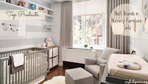 Nursery Decor The Best Nursery Furniture Sets