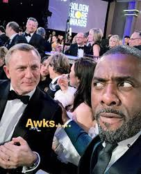 This Golden Globes Pic Of Daniel Craig Idris Elba Is A Big