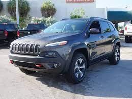 2016 Jeep Cherokee Trailhawk Miami Fl 10919807 Jeep Cherokee Trailhawk 2016 Jeep Cherokee Trailhawk Jeep Cherokee