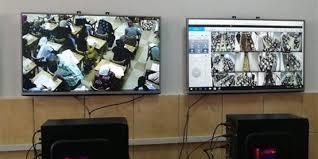 Image result for كاميرات مراقبه في المدارس