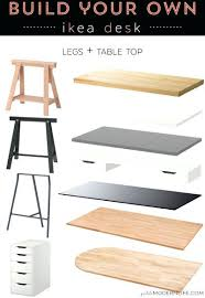 build your own home office. Build Your Own Office Chair Desk White Table Top Trestle Legs And Desks Home Furniture Pdf S