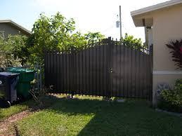 aluminum privacy fence. Aluminum And Iron Ornamental Gates (16) Privacy Fence