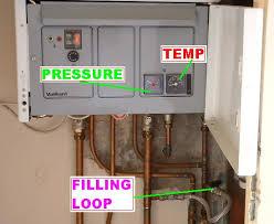 combi boiler pressure central heating combination boiler pressure