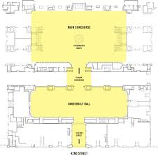 A Look At The East Side Access Escalators  Second Ave Sagas Grand Central Terminal Floor Plan