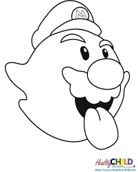 Mario Coloring Book 796 Super Coloring Pages To Print Stirring Free