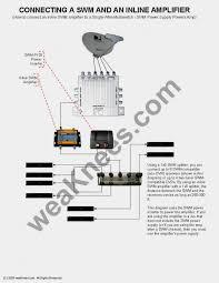 directv wiring diagram swm swm16 8dvr deca 6 natebird