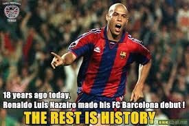 Find and follow posts tagged ronaldo lima on tumblr. Ronaldo Nazario De Lima Troll Football
