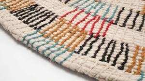 string 6 round rug