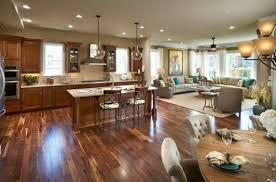 Open Living Room And Kitchen Designs Exterior Impressive Design Ideas