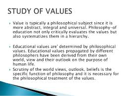 the value of philosophy essay co the