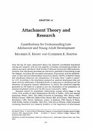 sample essay on attachment theory  nice writers and high level of papers quality but only here i saw what good service really means discuss the evidence that attachment relationships in